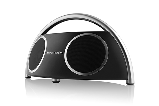 harman kardon goplay black