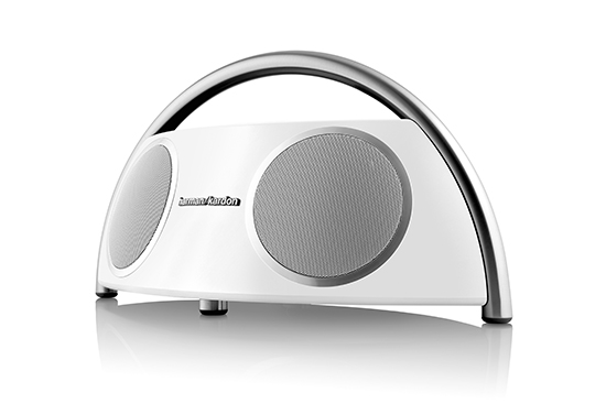 harman kardon goplay white