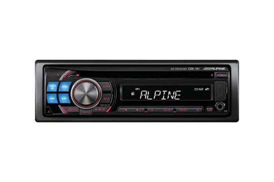 Alpine MP3 Aux USB