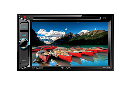 kenwood double din unit